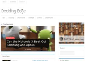 decidingedge.com