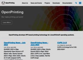 linuxprinting.org