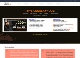 physicsgalaxy.com